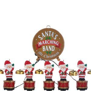 25th Anniversary Santa's Marching Band